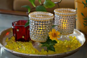 DIY Tealight Holders